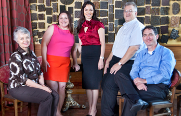 Quaintise Scottsdale Based Team