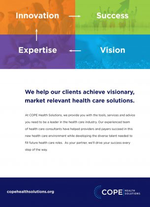 COPE Health Solutions: Content Marketing Strategy | Quaintise