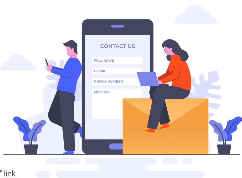 Create an Effective Contact Page